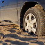 One Simple Trick to Pull Your Car out of Sand