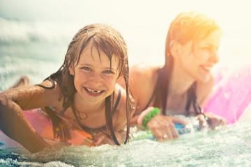houston pool and beaches