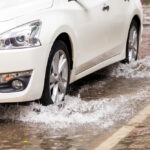 Driving in the Rain? Here's When the Road Becomes Most Slippery
